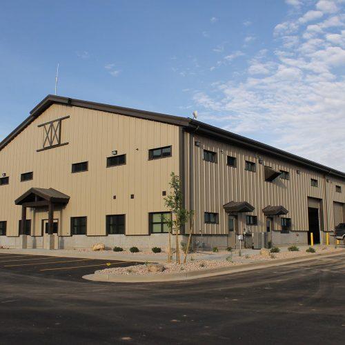 Santaquin Public Works Facilities Addition
