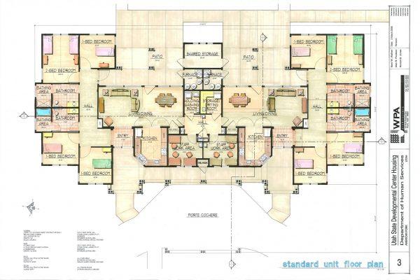 03 - Standard Floor Plan