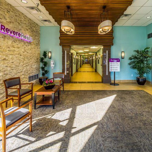 Revere Health Provo Bldg B Remodel