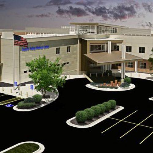 Central Valley Medical Center PHASE V ADDITION AND RENOVATION