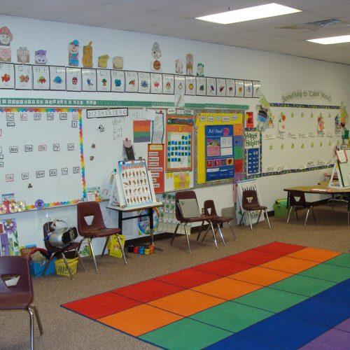 Cherry Hills Elementary Kindergarten Remodel