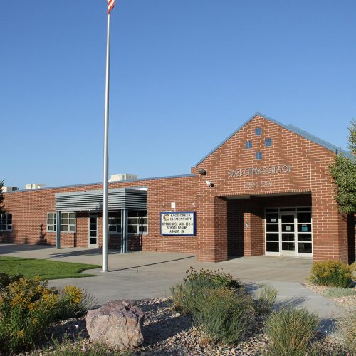 Sage Creek Elementary Addition