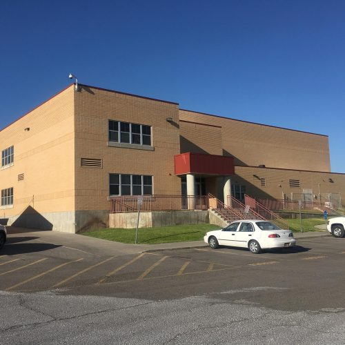 Spanish Fork HS Classroom & Gym Building