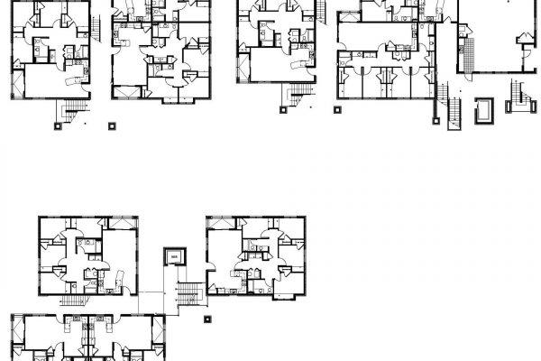 Lanai Floor Plans