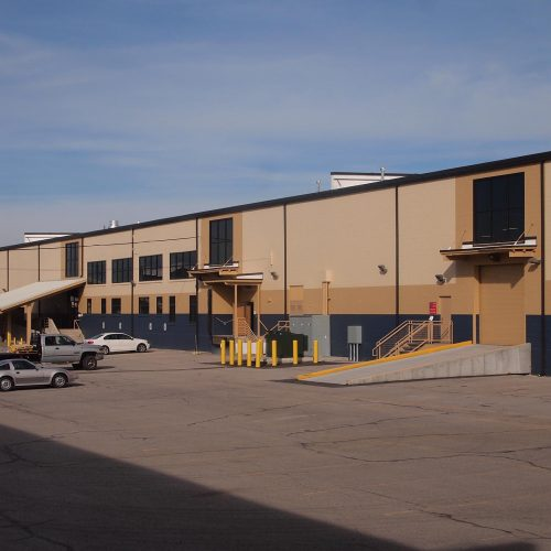 Freeport Center Archives Improvements
