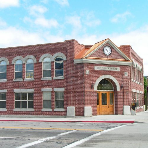 Pro Title Office Building