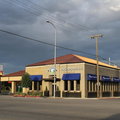 Rock Canyon Bank Spanish Fork Office Remodel