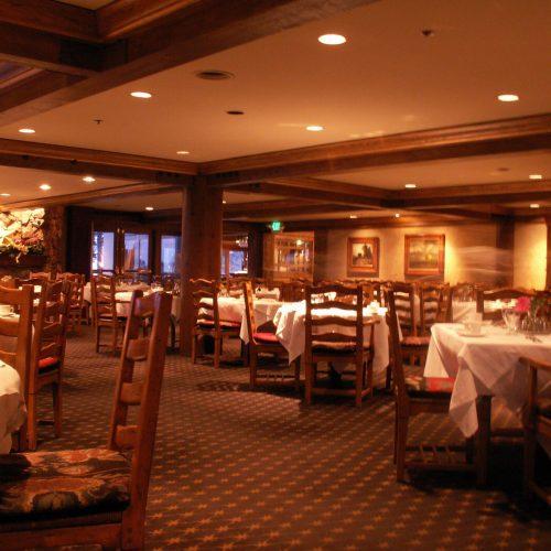 Stein Eriksen Lodge Phase IV Restaurant