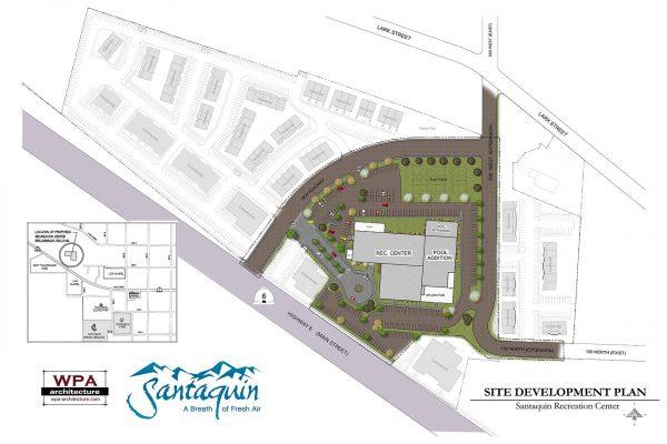Site Plan 24x36