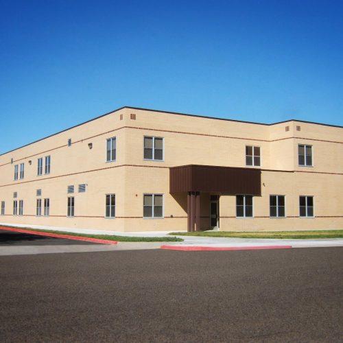 Springville HS Classroom & Special Ed Building