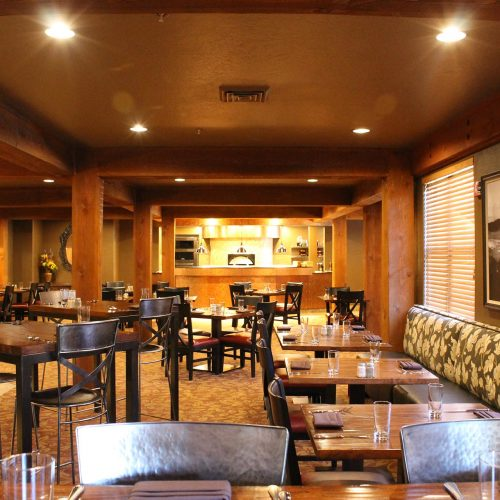 The Lodges – Brass Tag Restaurant