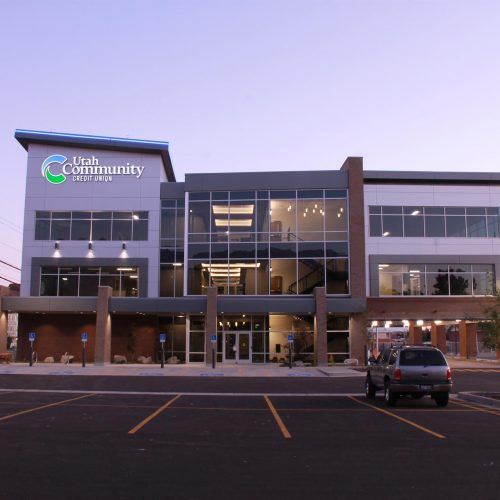 UCCU Freedom Office and Warehouse