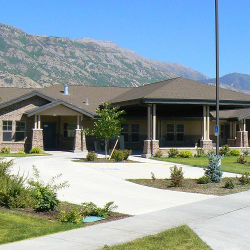 Utah State Developmental Center Housing
